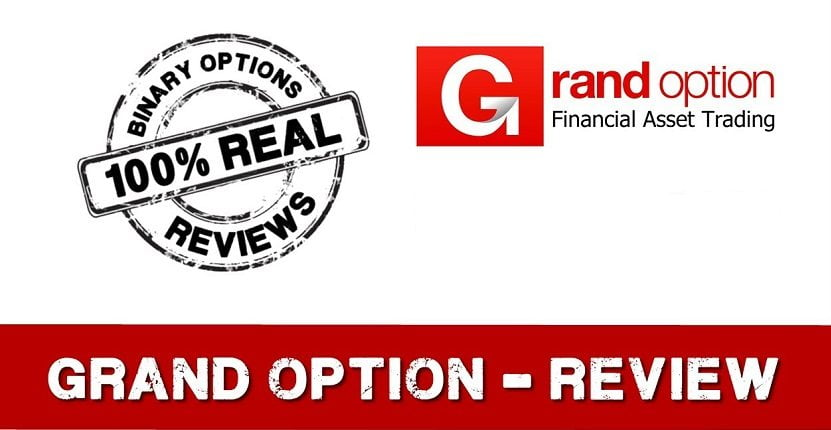 Обзор брокера Grand option