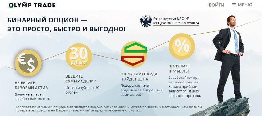 Новые сроки опционов и максимальная инвестиция у Olymptrade