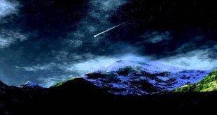 """Фигура """"Падающая звезда"""" в японских свечах"""