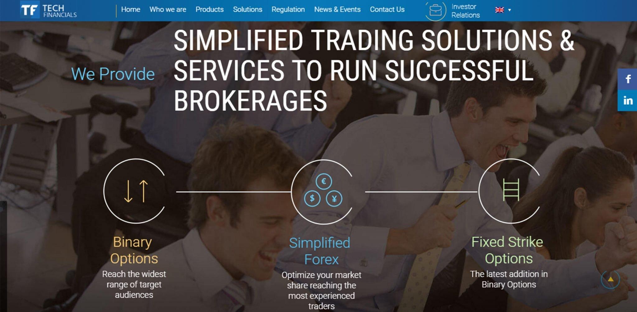 платформа TechFinancials