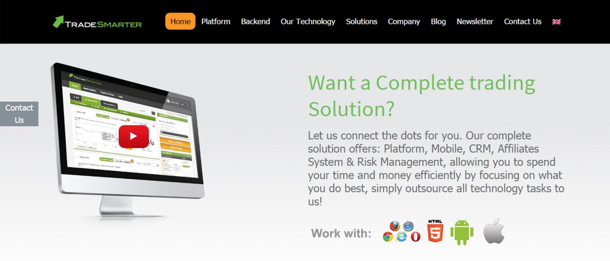 платформа TradeSmarter