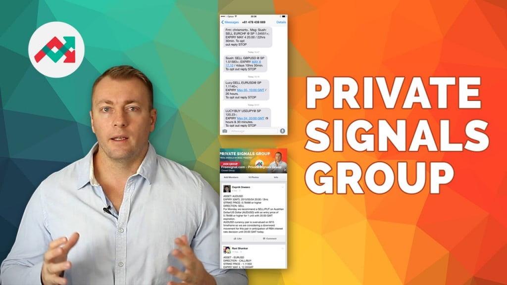 Privatesignalsgroup - Развод