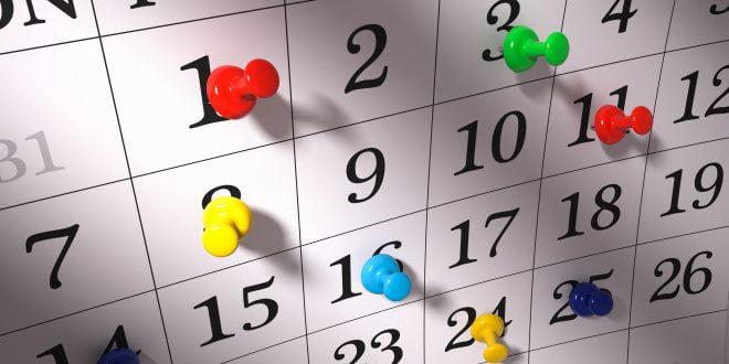 Экономический календарь брокера Олимп Трейд