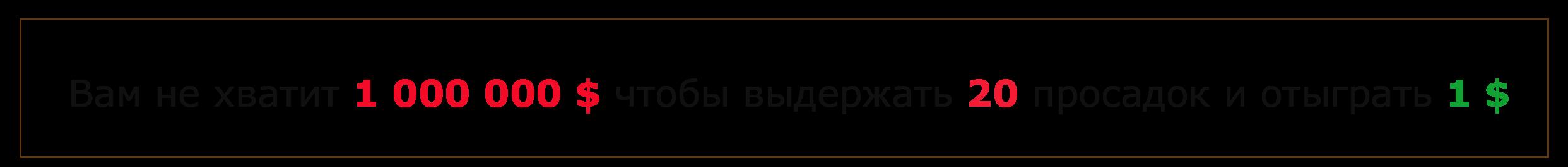 Вывод по роботу Олимп Трейд