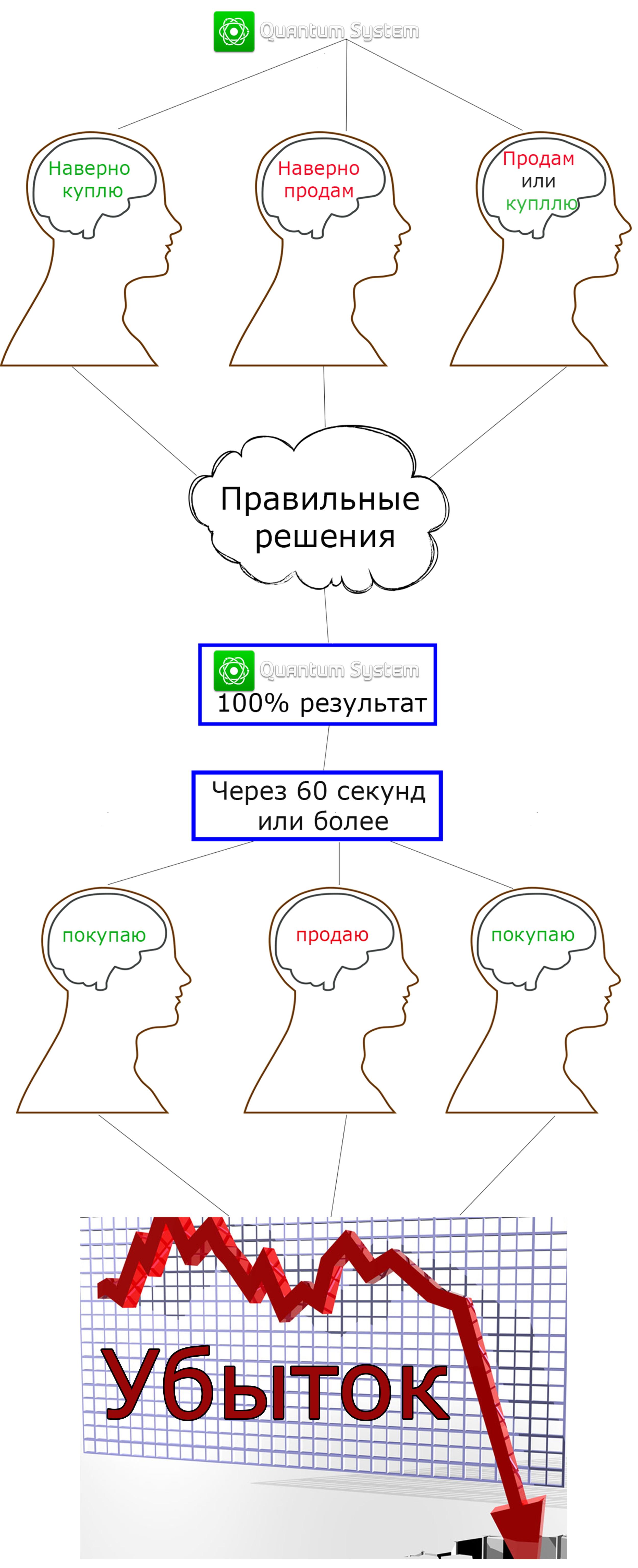 Схема заработка с Quantum System