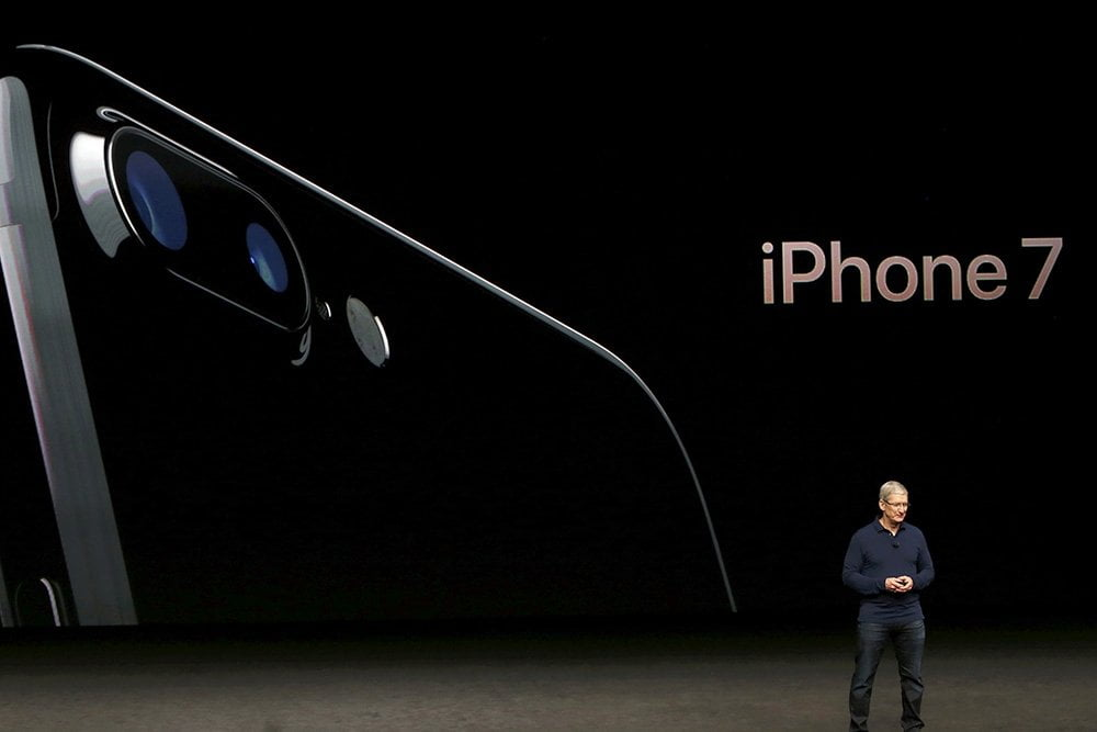 Презентация iPhone 7
