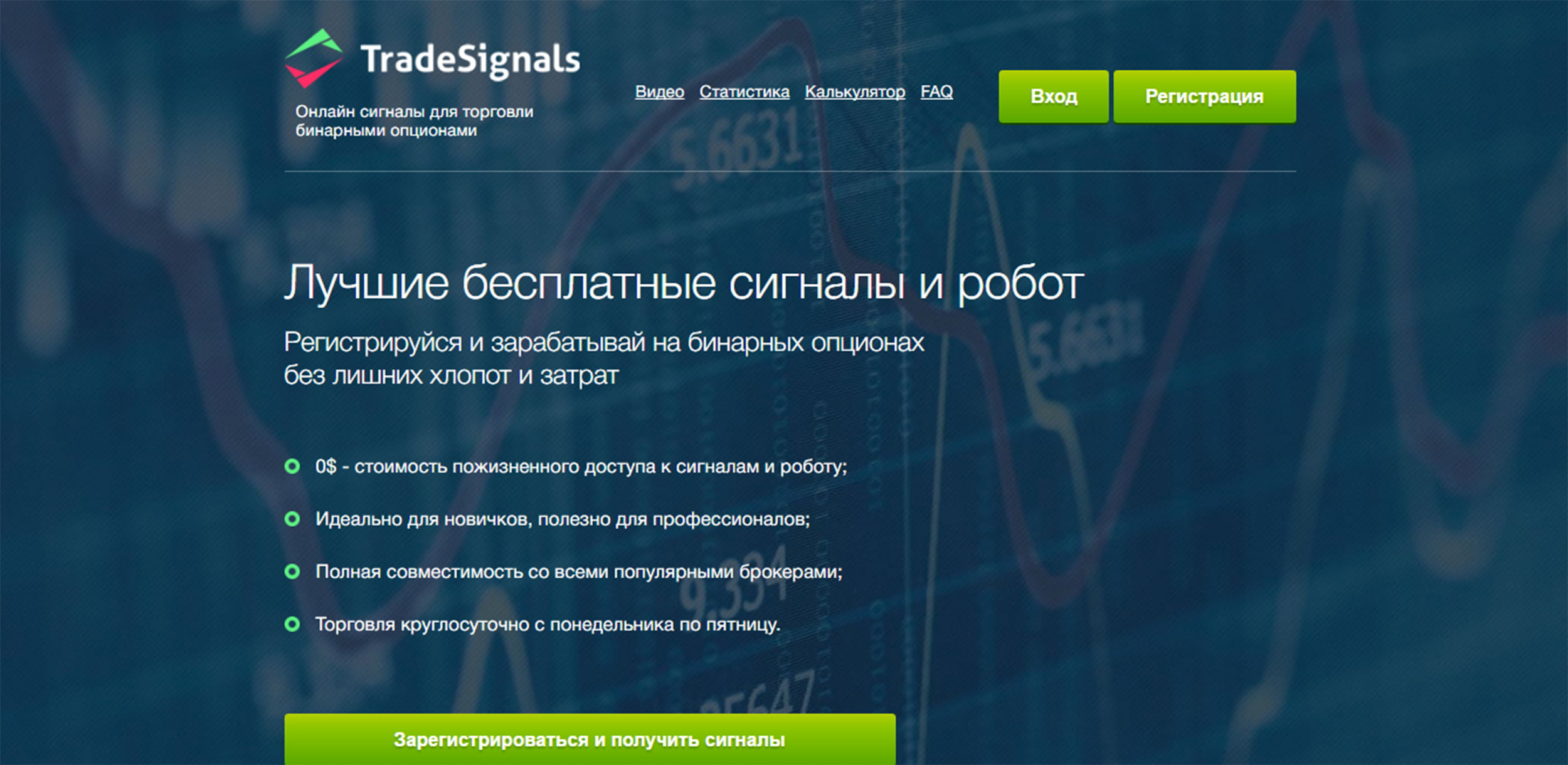 Trade Signals