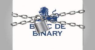 Эксклюзивная новость: брокер Banc De Binary закрывается навсегда