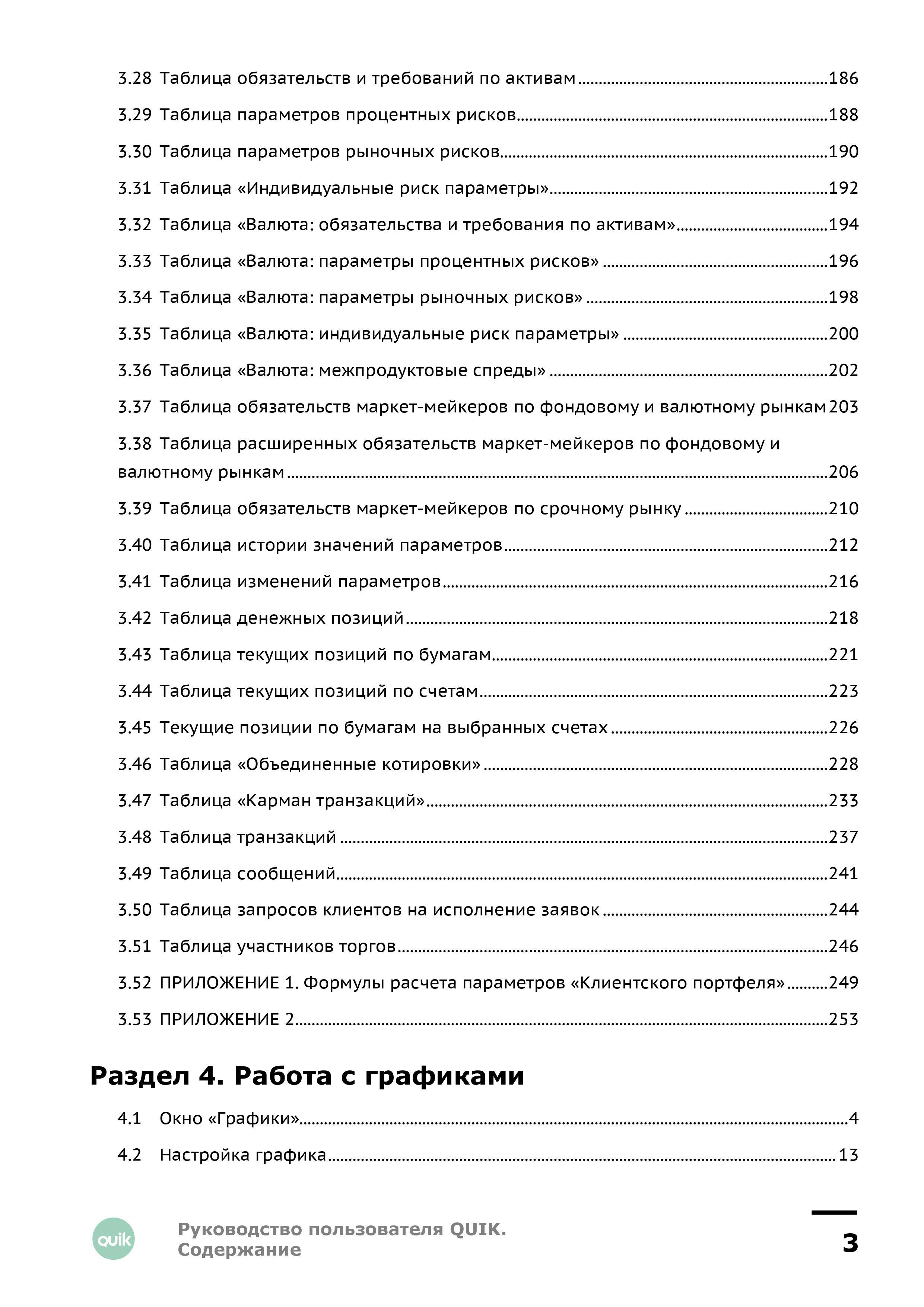 Подробной инструкции по работе с платформой стр. 3