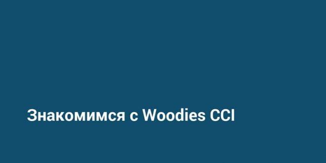 Woodie's-CCI