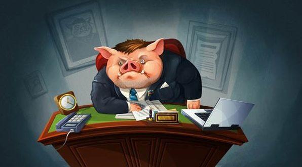 Картинки по запросу коррупционер