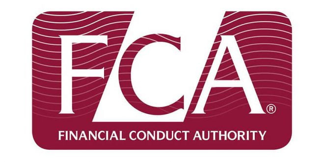 регулятора Financial Conduct Authority
