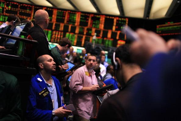 Фильм В биржевой яме
