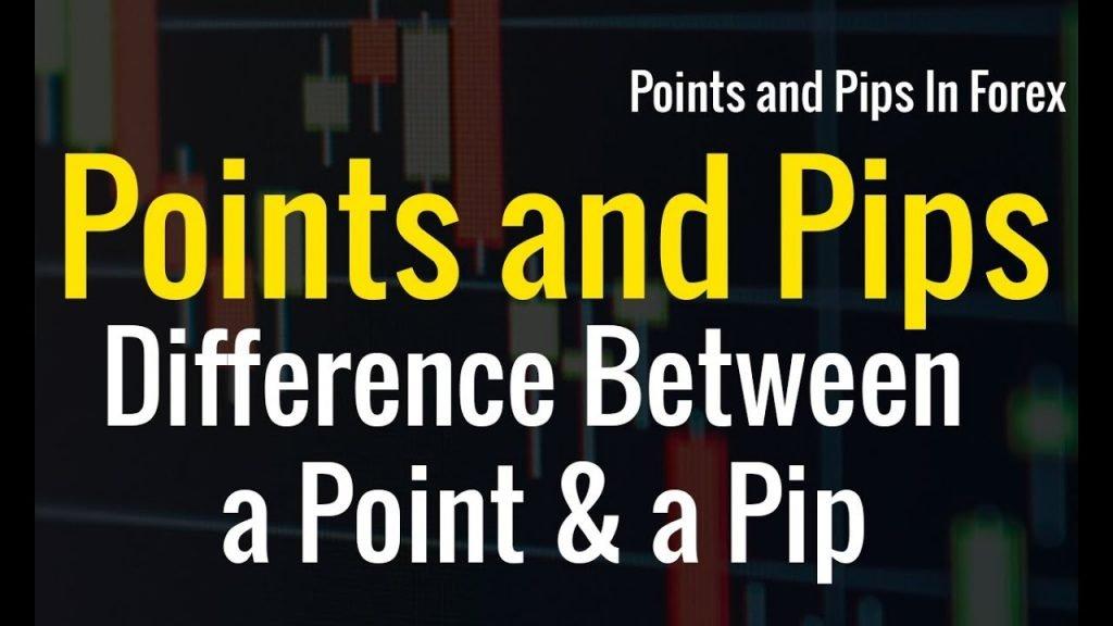 разница между пипсом и пунктом