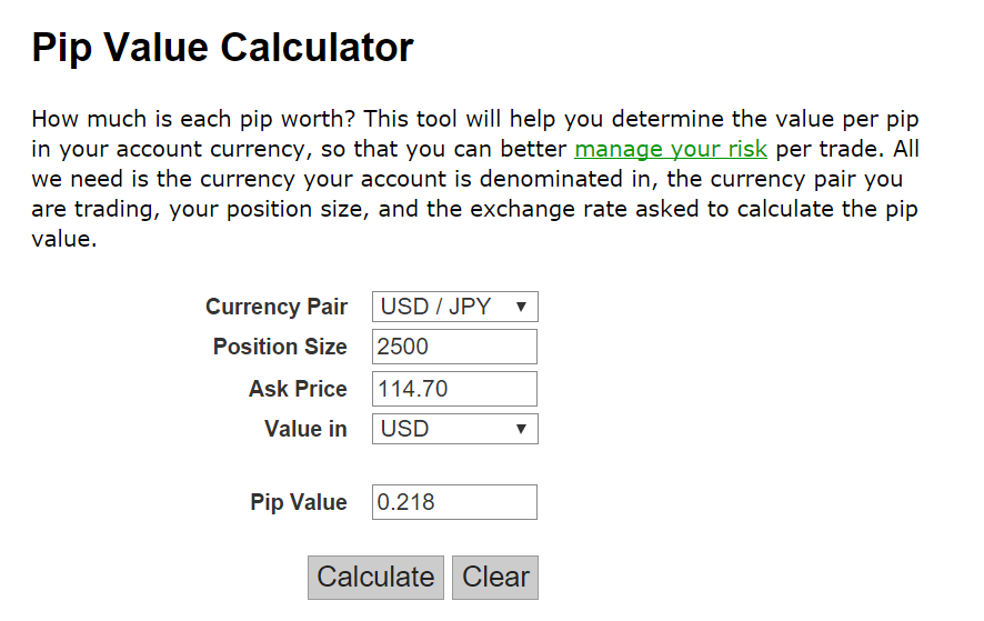 Онлайн-калькулятор стоимости пипса