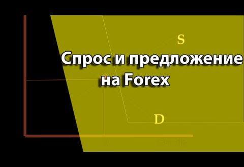 Спрос и предложение на Форекс