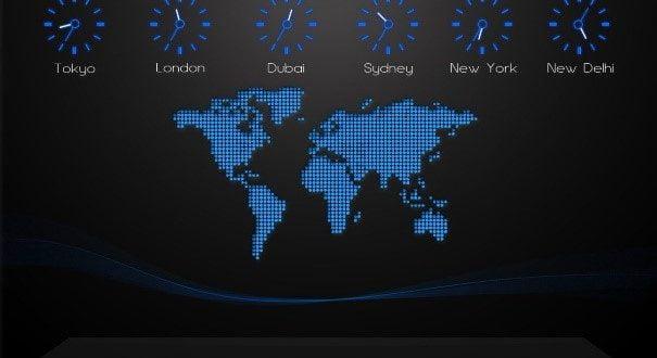 Индикаторы торговых сессий Форекс