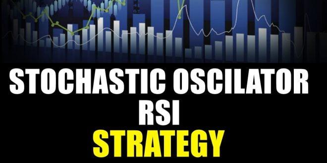 Стратегия торговли по Stochastic RSI