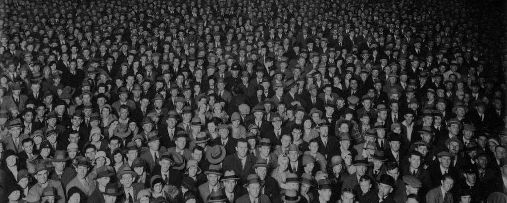 Понятие психологии толпы
