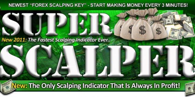 Скальпинговая стратегия Super Scalper