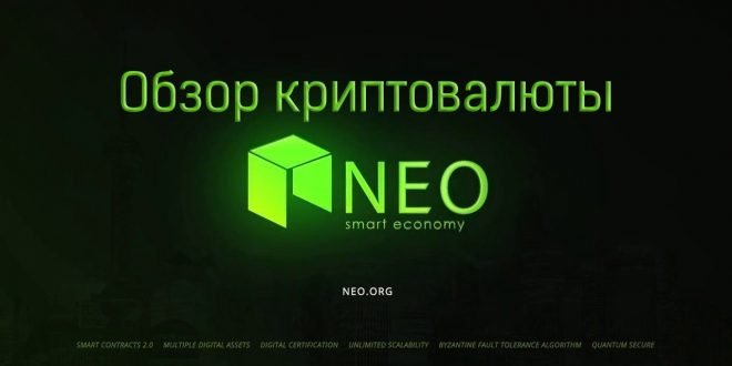 Обзор криптовалюты NEO