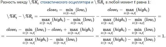 Выполнение пересчета параметров индикатора