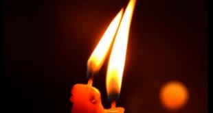 Свечной паттерн «встречающиеся свечи»