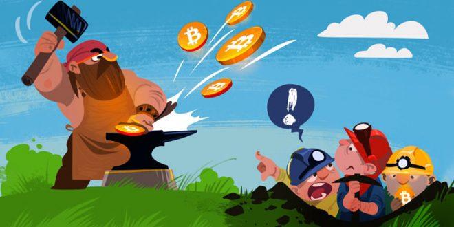 Форжинг криптовалют