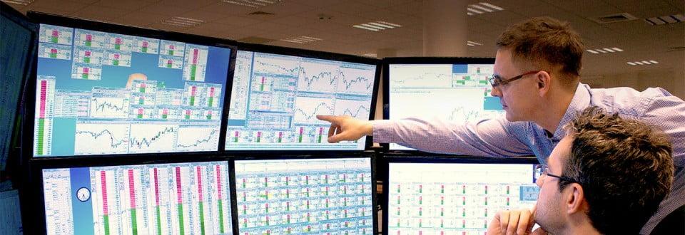 Наблюдение за рынком