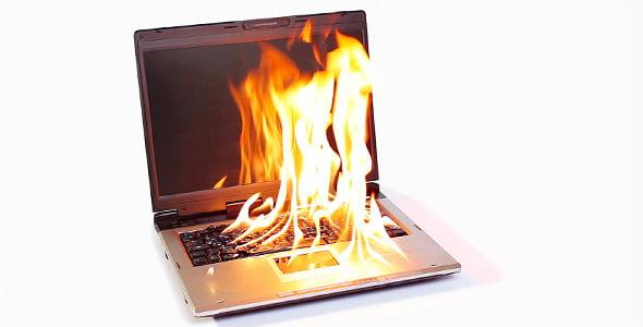 Майнинг биткоинов на ноутбуке