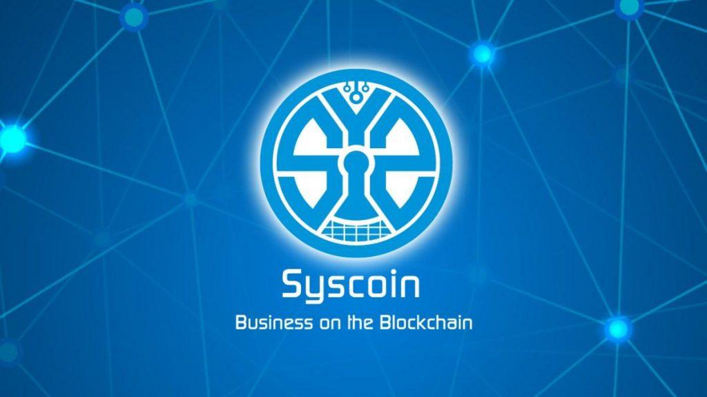 Криптовалюта Syscoin