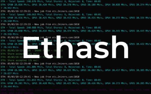 Ethash